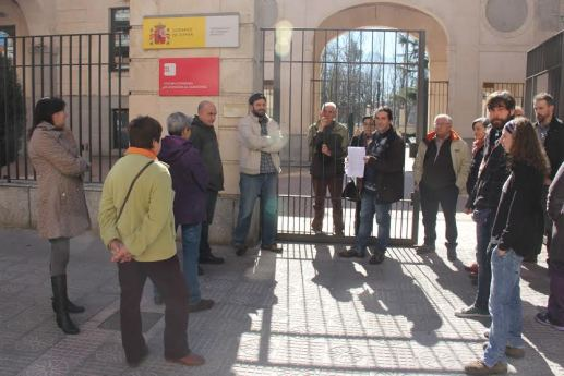 Comunicado Subdelegación Burgos