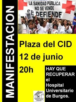 Sanidad Pública Burgos