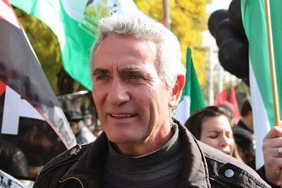 Está prevista la llegada de Diego Cañamero a partir de las 12:00 a la Plaza Mayor.
